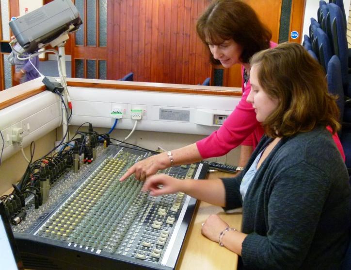 Women and church tech