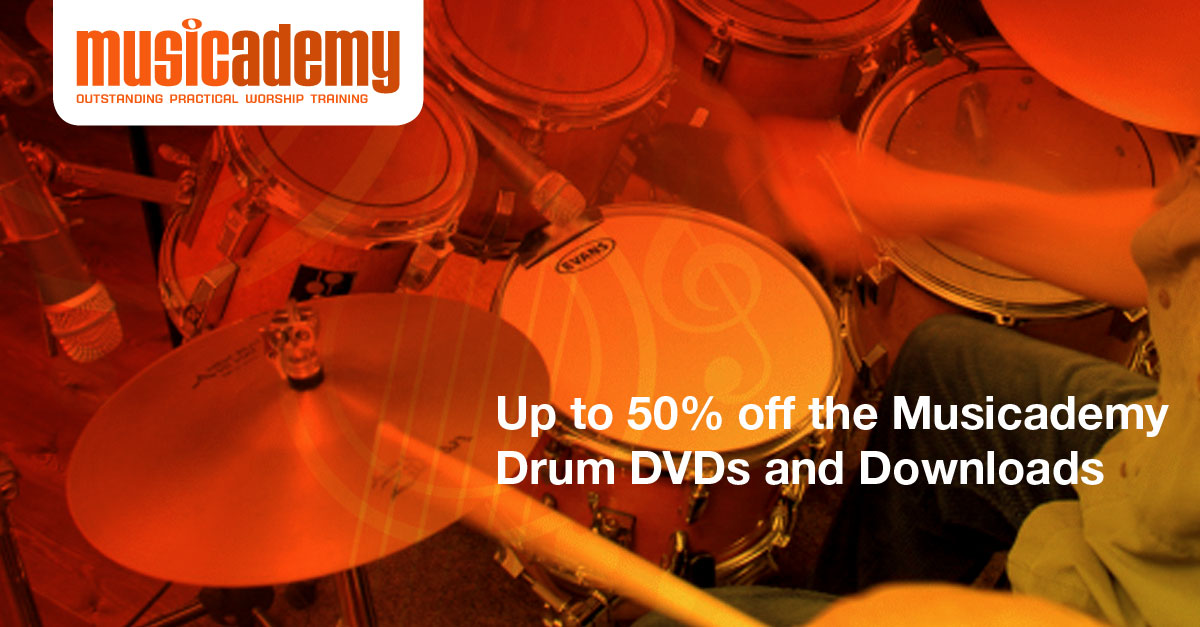 Musicademy Drums Course Sale