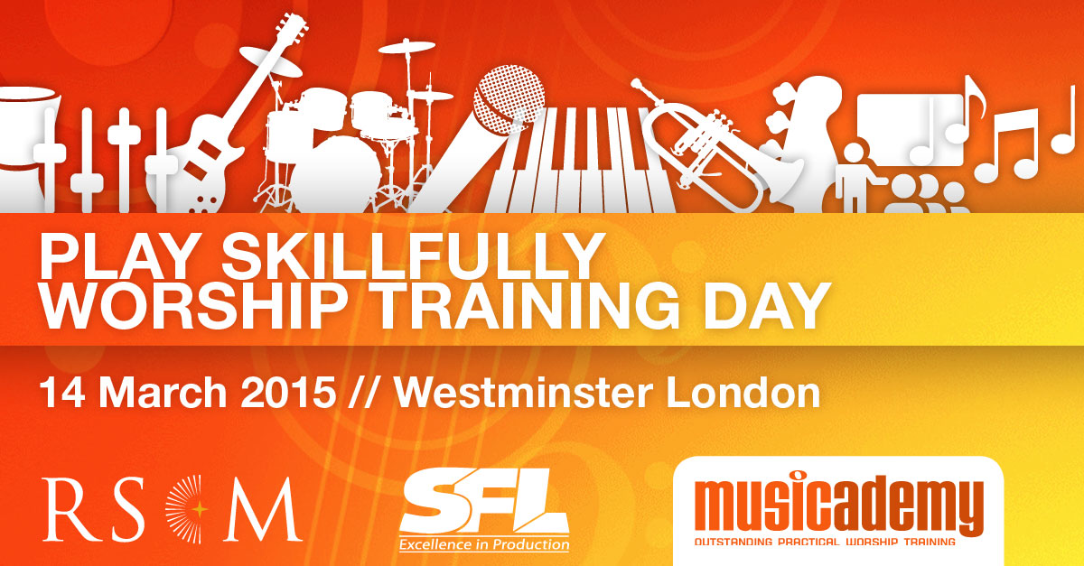 Musicademy London Worship Training Day