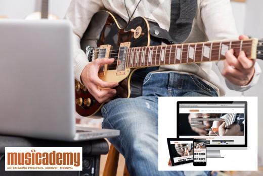 Musicademy worship training