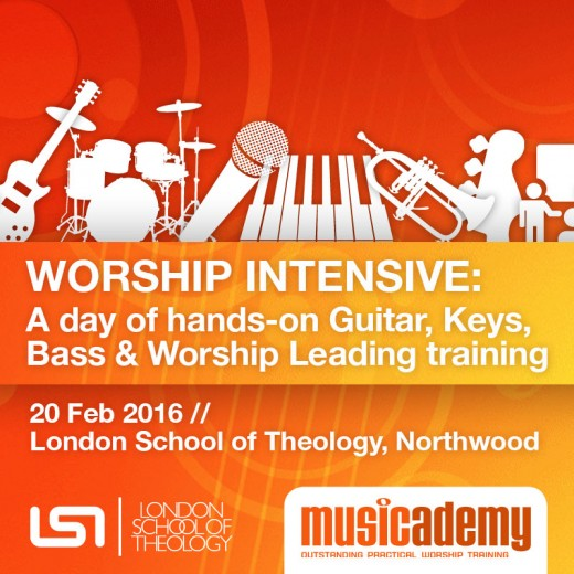 Worship Training Day with LST