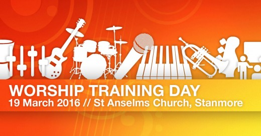 Worship Training Day Stanmore