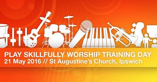 Ipswich worship training day