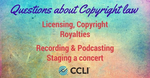 Church copyright law