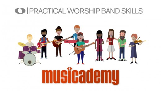 Worship Band Skills Course
