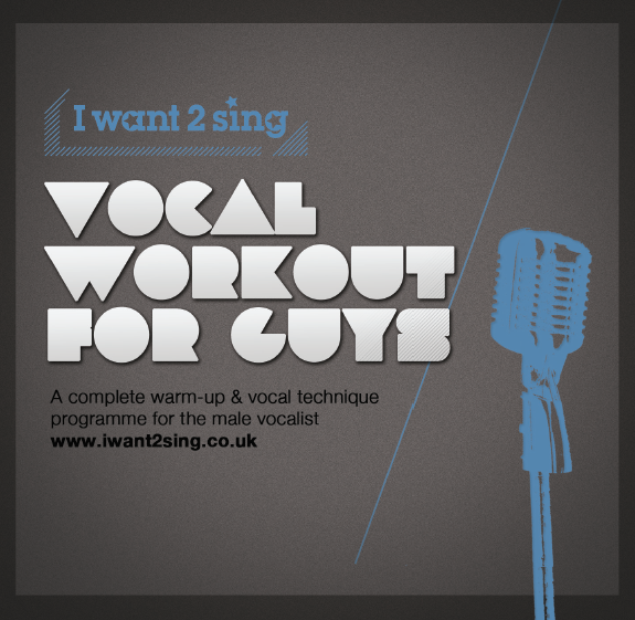 Vocal warm up and workout exercises for men