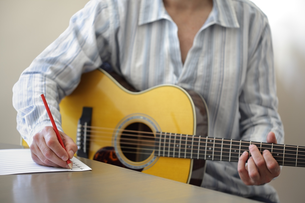How to write a really good worship song