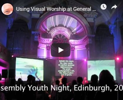 Practical tips and ideas for visual creativity in worship