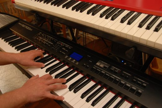 Tips for worship keys players