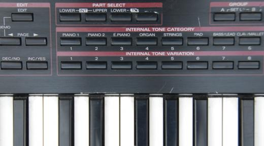 Keyboard effects in worship – soft pads and string sounds