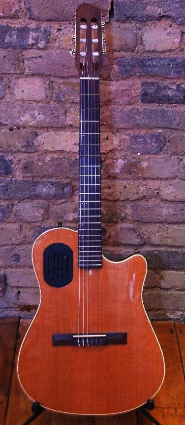 Acousticaster-Guitar