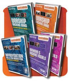 DVD reviews in Worship Leader Magazine