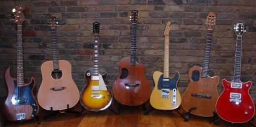 Gear Confessional – Guitars
