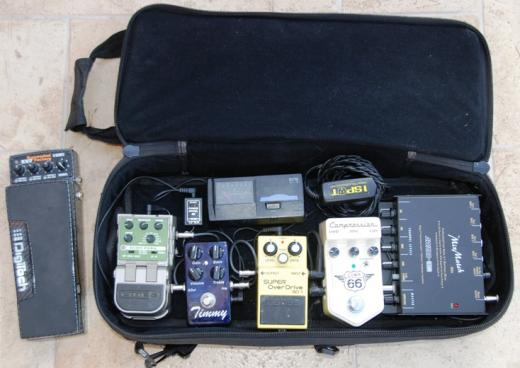Gear Confessional – Pedals