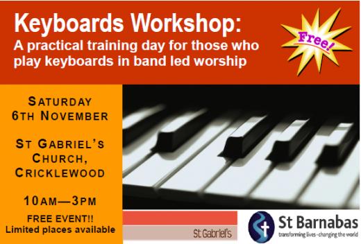 Keyboards-workshop