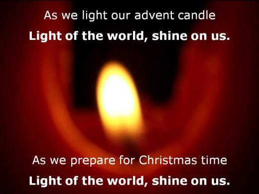 Join us in 25 days of Advent reflections. From wherever you are.