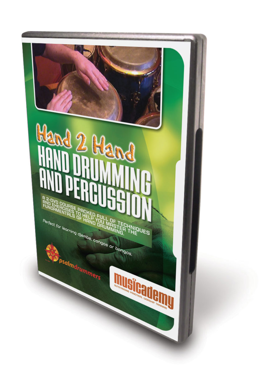 New hand percussion and drumming DVDs released