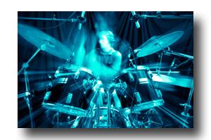 Loud-drums