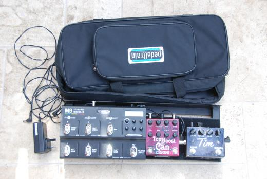 Pedaltrain Mini – downsizing my rig
