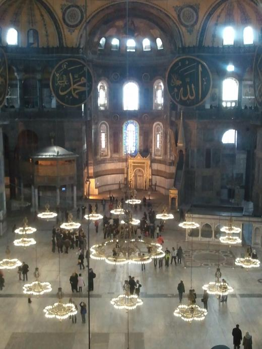 Mosques, Churches and Sacred Places
