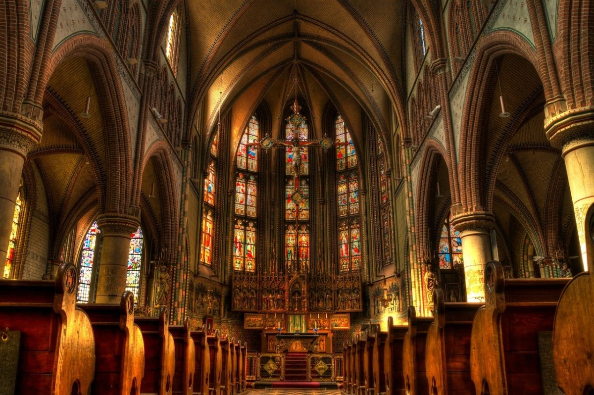 Why do YOU go to church?