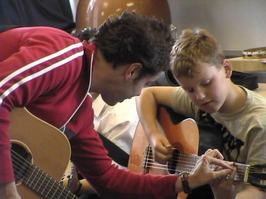 How are music lessons approached in your church? Are musicians encouraged to use the building to teach?