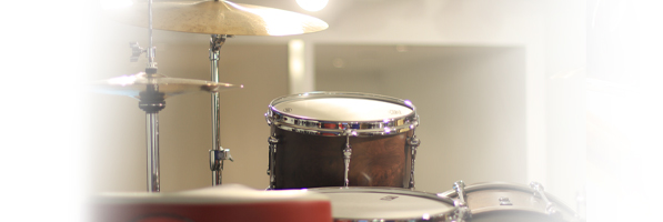 Drums at Andertons Music