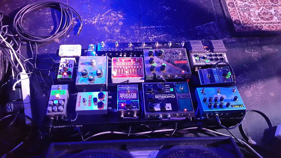 Annoying pedal boards