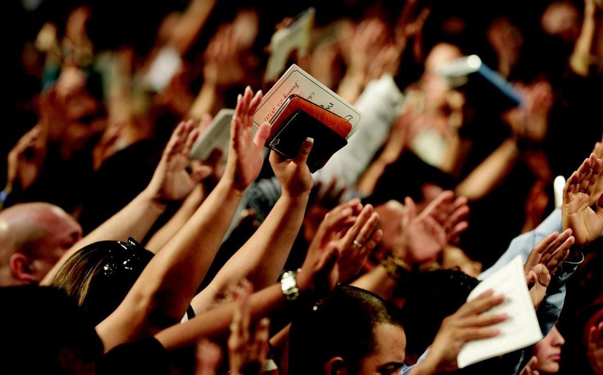 Is modern worship sort of like a cocaine rush?