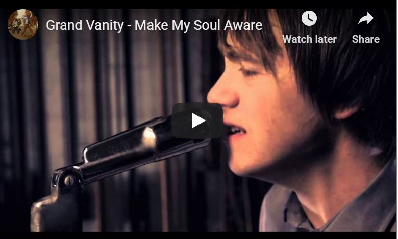 Fantastic new worship song (that doesn't really sound like a worship song) from Grand Vanity