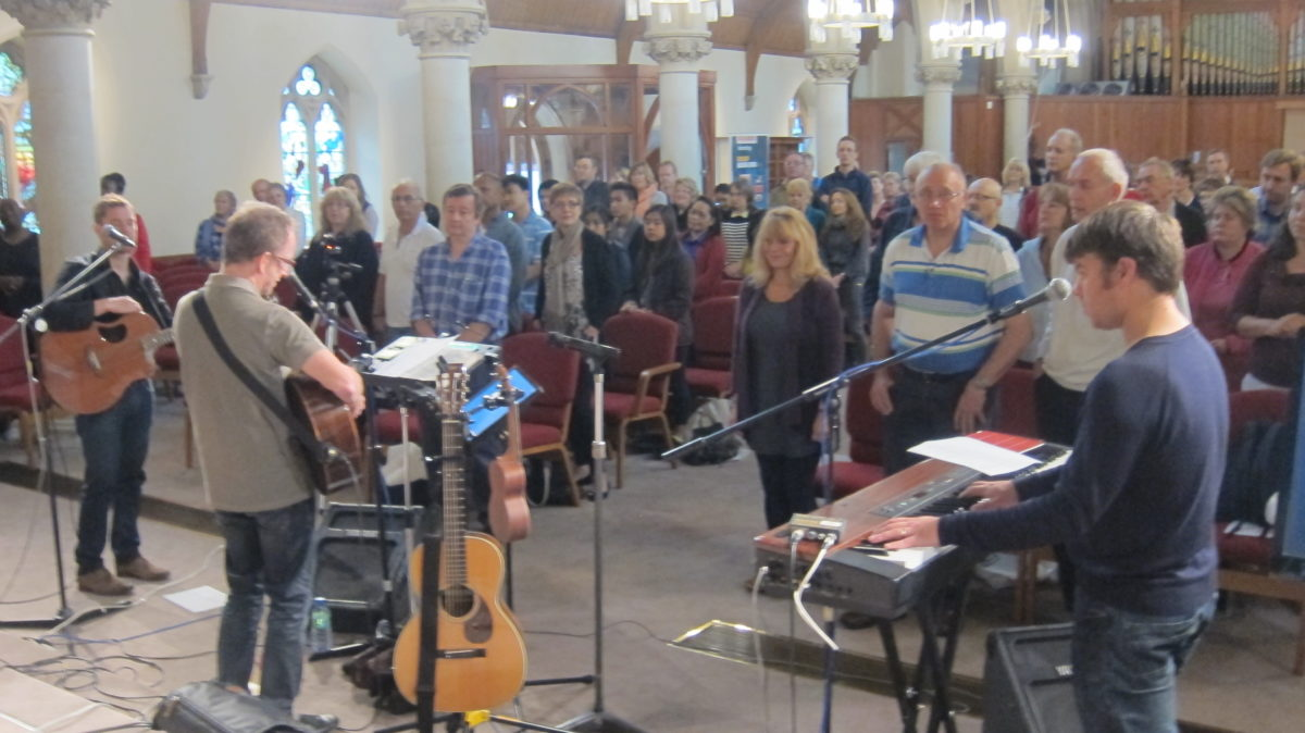 Musicianship – is it right to try to hone our craft as worship musicians?