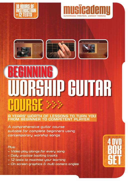 New Beginning Worship Guitar Course