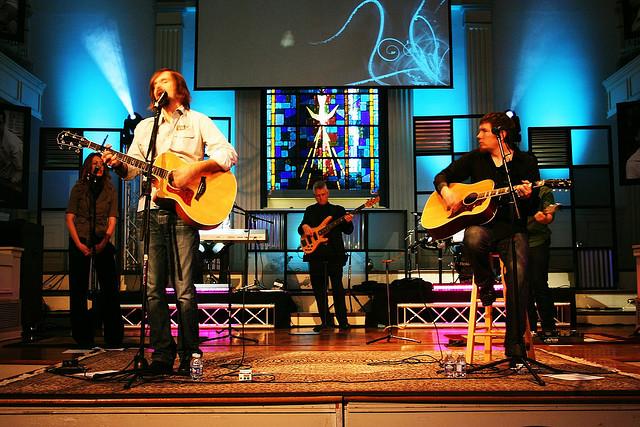 Worship band