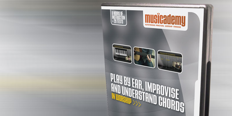 40% off our Play By Ear DVDs