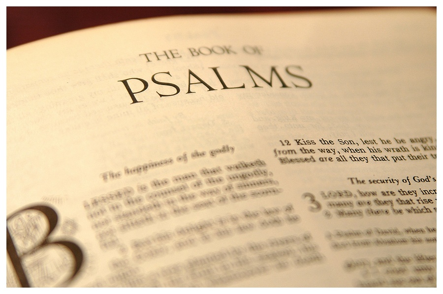 Psalms – the missing jewel of the worshipping church? Guest article by Graham Kendrick