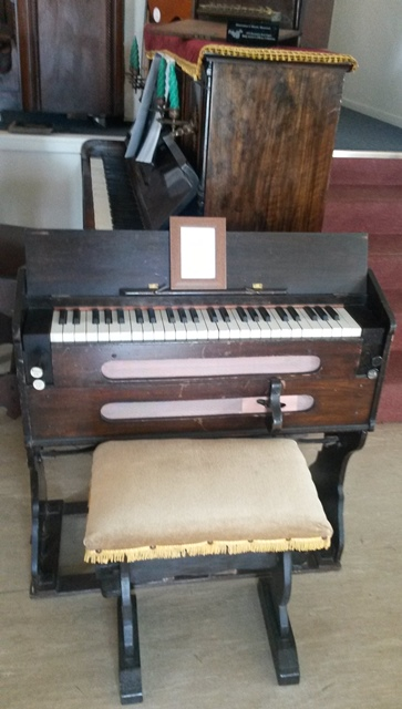 The original portable keyboard?