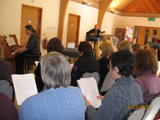 Widen your Musical Horizons workshop at St John's Locks Heath, Hampshire