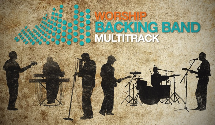 Why Worship Backing Band MultiTrack is mono/mono rather than stereo