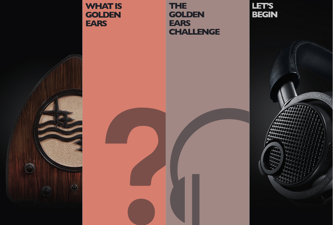 The Golden Ears Challenge. Improve your sound techs' listening skills