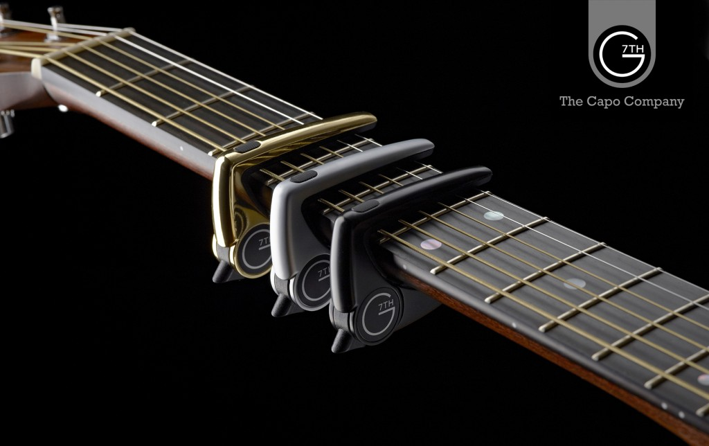 Win a G7th Capo