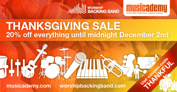 Musicademy Cyber Monday Offers