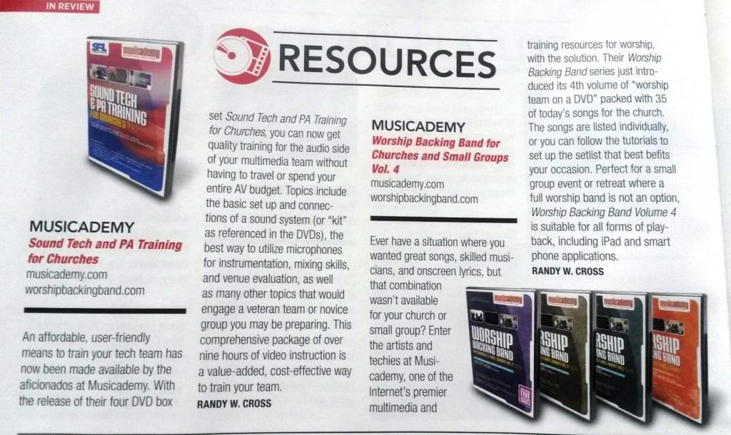 Review WL Magazine