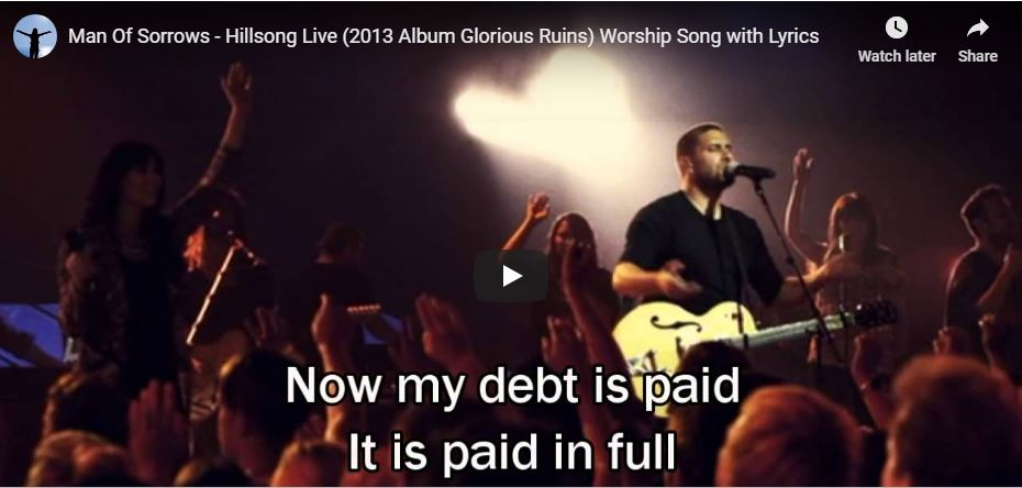 Pop songs that 'borrow' from worship songs. Now which lines are getting blurred?