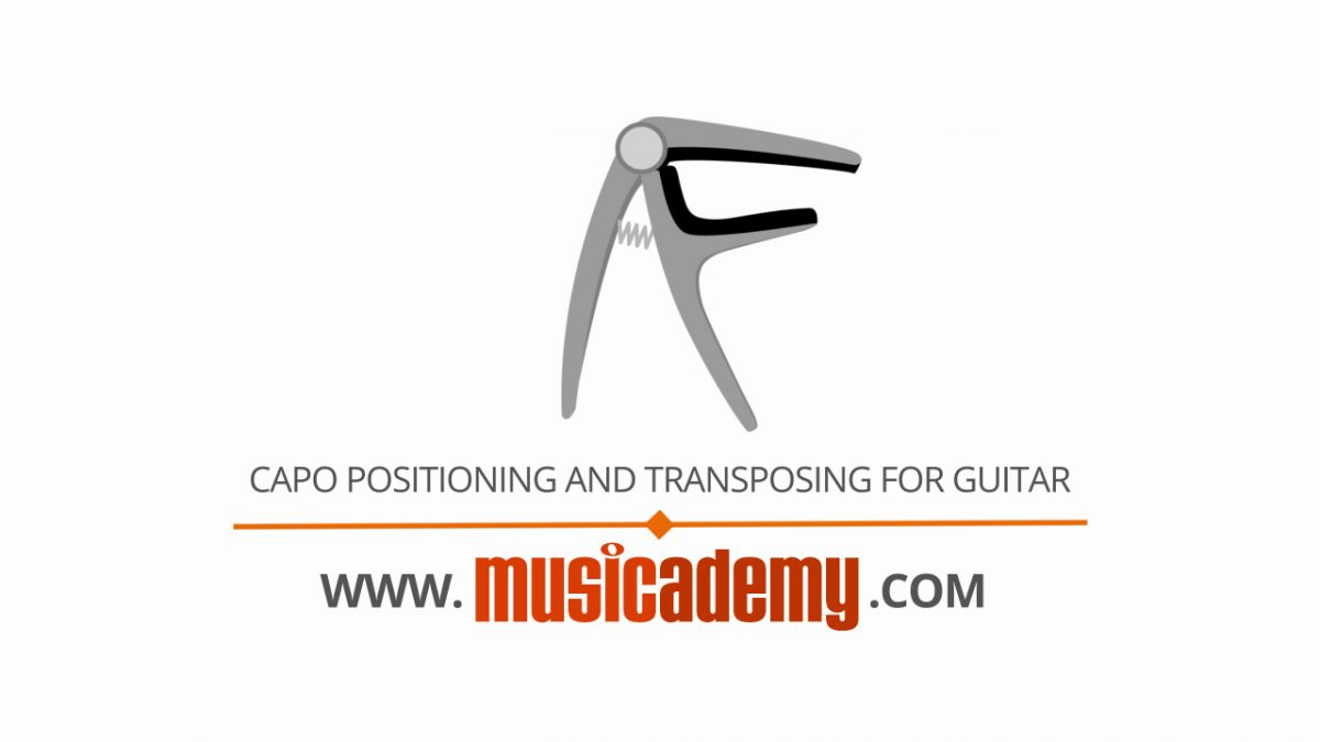 New Course: Capo Positioning & Transposing for Guitar