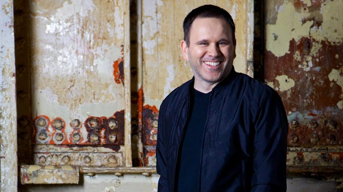 Interview with Matt Redman. Guest post from CCLI's Worship Fuel
