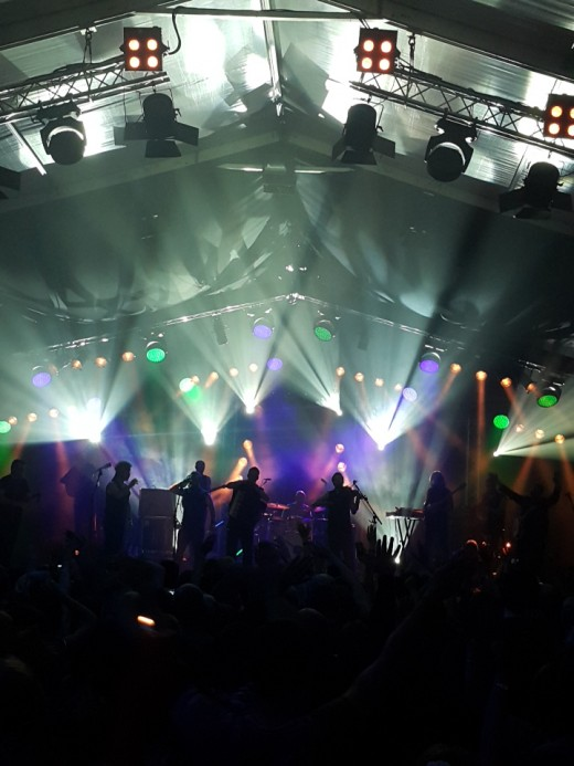 Treacherous Orchestra: It's folk but not as you know it