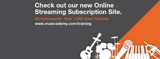 Musicademy Subscription Site
