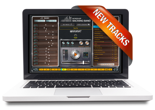 Hymns! Hymns! Hymns! 10 new MultiTracks and Super Chord Charts