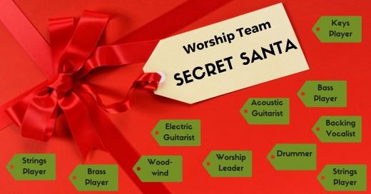 Worship Team Secret Santa
