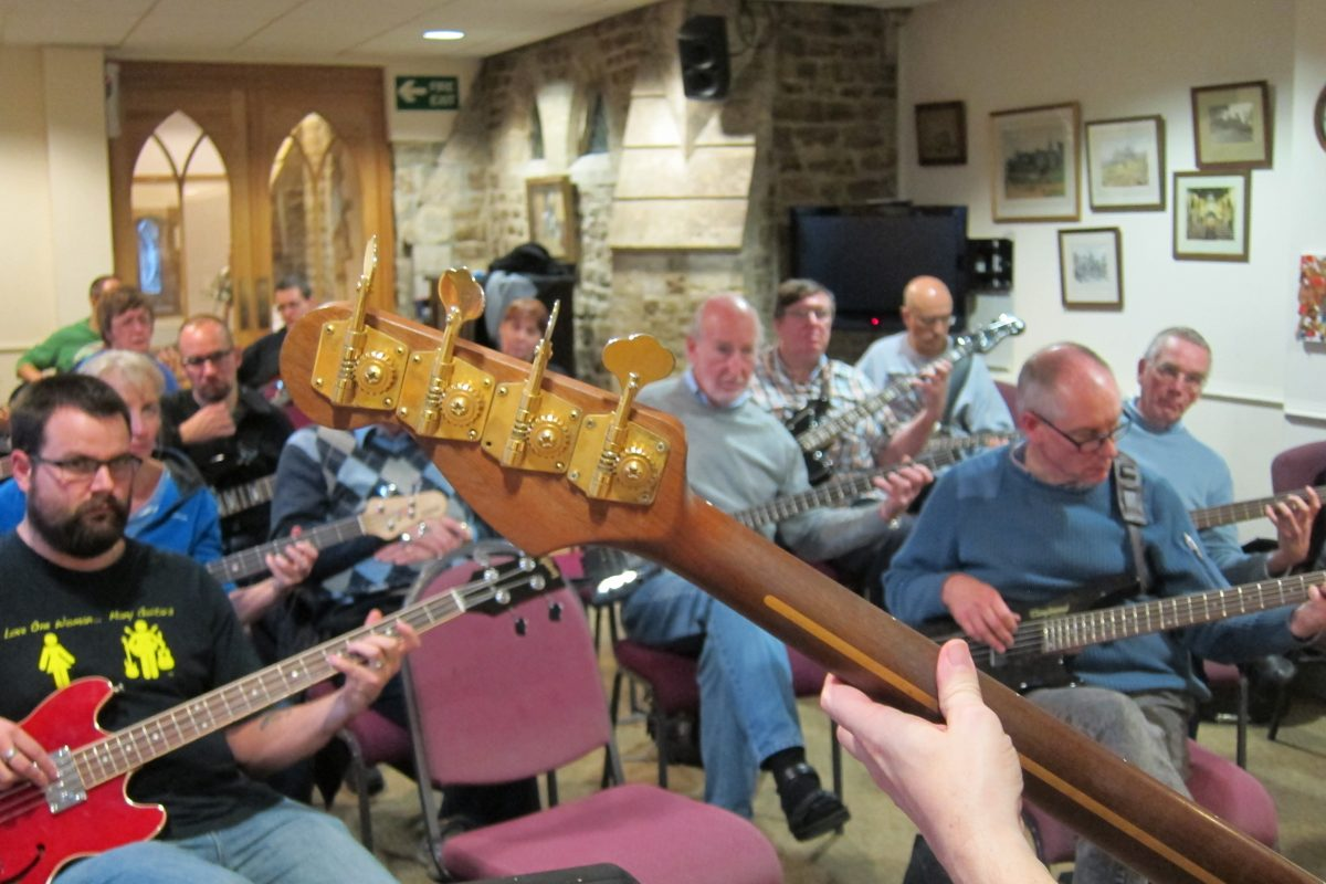 Musicademy worship training days: being a host church